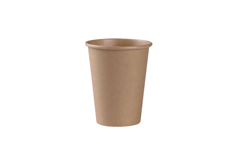 牛皮纸单层杯